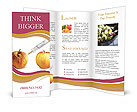 Fruits And Nitrate Brochure Templates