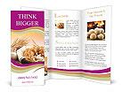 Bread With Milk Brochure Templates