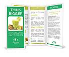 Kiwi Smoothy Brochure Templates