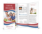 Family Cooking Brochure Templates