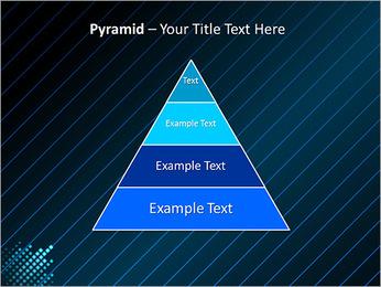 Bleu Couleur-Design Modèles des présentations  PowerPoint - Diapositives 10
