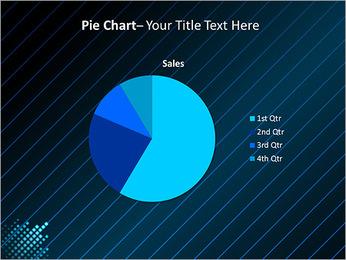 Bleu Couleur-Design Modèles des présentations  PowerPoint - Diapositives 16