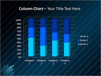 Bleu Couleur-Design Modèles des présentations  PowerPoint - Diapositives 30