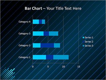 Bleu Couleur-Design Modèles des présentations  PowerPoint - Diapositives 32
