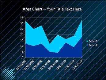 Bleu Couleur-Design Modèles des présentations  PowerPoint - Diapositives 33