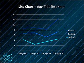 Bleu Couleur-Design Modèles des présentations  PowerPoint - Diapositives 34