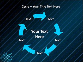 Bleu Couleur-Design Modèles des présentations  PowerPoint - Diapositives 42