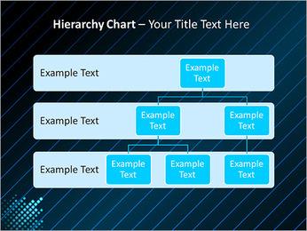 Bleu Couleur-Design Modèles des présentations  PowerPoint - Diapositives 47