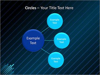 Bleu Couleur-Design Modèles des présentations  PowerPoint - Diapositives 59