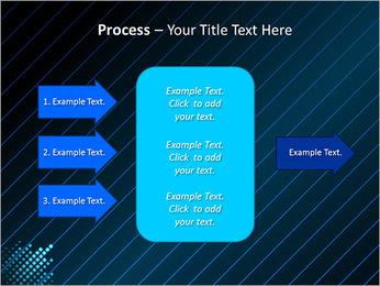 Bleu Couleur-Design Modèles des présentations  PowerPoint - Diapositives 65