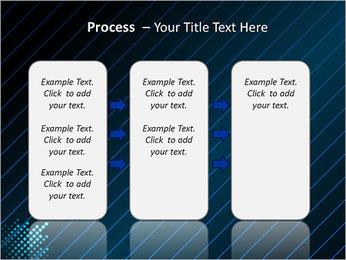Bleu Couleur-Design Modèles des présentations  PowerPoint - Diapositives 66