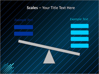 Bleu Couleur-Design Modèles des présentations  PowerPoint - Diapositives 69