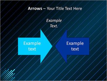Bleu Couleur-Design Modèles des présentations  PowerPoint - Diapositives 70