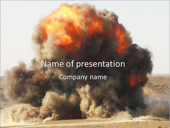 Exposure PowerPoint Template