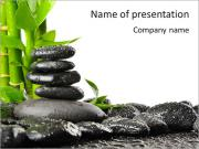 Spa And Meditation PowerPoint Templates