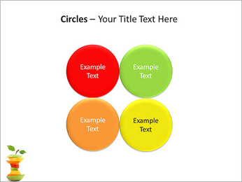 Fruit Composition PowerPoint Templates - Slide 18