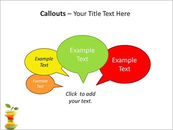 Fruit Composition PowerPoint Templates - Slide 53