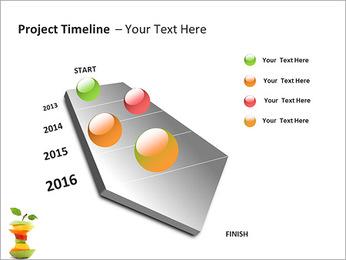 Fruit Composition PowerPoint Templates - Slide 6