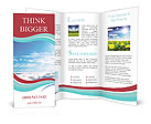 Heaven Brochure Template