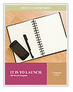 Business Notebook Word Templates