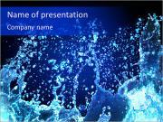 Water Design PowerPoint Templates