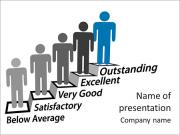 Employees Evaluation PowerPoint Templates