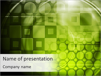 Mönster Design PowerPoint presentationsmallar