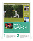 Popular Cricket Game Flyer Templates