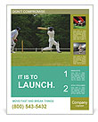 Popular Cricket Game Poster Templates