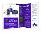 Working Under Brand Brochure Templates