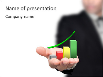 Growth Of Business PowerPoint Template