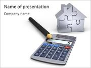 Using Calculator PowerPoint Templates