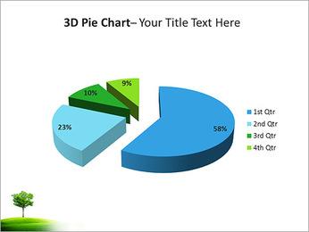 Un seul arbre dans la vallée Modèles des présentations  PowerPoint - Diapositives 15