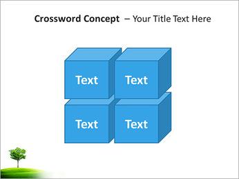 Un seul arbre dans la vallée Modèles des présentations  PowerPoint - Diapositives 19