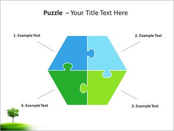 Un seul arbre dans la vallée Modèles des présentations  PowerPoint - Diapositives 20
