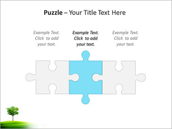 Un seul arbre dans la vallée Modèles des présentations  PowerPoint - Diapositives 22