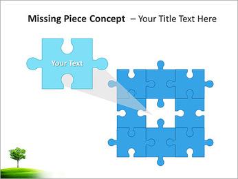 Un seul arbre dans la vallée Modèles des présentations  PowerPoint - Diapositives 25
