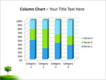 Un seul arbre dans la vallée Modèles des présentations  PowerPoint - Diapositives 30