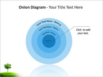 Un seul arbre dans la vallée Modèles des présentations  PowerPoint - Diapositives 41