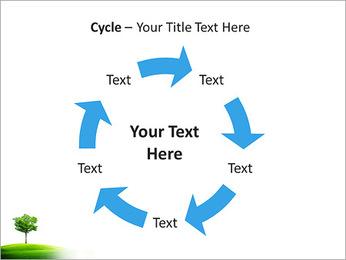Un seul arbre dans la vallée Modèles des présentations  PowerPoint - Diapositives 42