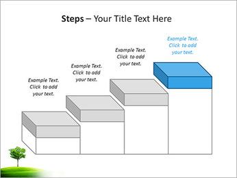 Un seul arbre dans la vallée Modèles des présentations  PowerPoint - Diapositives 44
