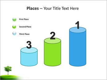 Un seul arbre dans la vallée Modèles des présentations  PowerPoint - Diapositives 45