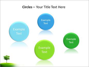 Un seul arbre dans la vallée Modèles des présentations  PowerPoint - Diapositives 57