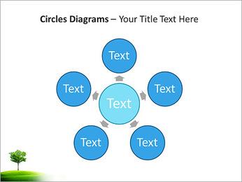 Un seul arbre dans la vallée Modèles des présentations  PowerPoint - Diapositives 58