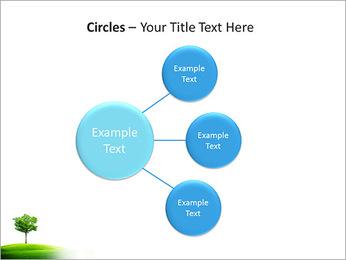 Un seul arbre dans la vallée Modèles des présentations  PowerPoint - Diapositives 59