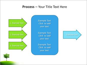 Un seul arbre dans la vallée Modèles des présentations  PowerPoint - Diapositives 65