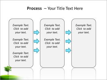 Un seul arbre dans la vallée Modèles des présentations  PowerPoint - Diapositives 66