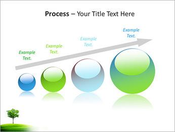 Un seul arbre dans la vallée Modèles des présentations  PowerPoint - Diapositives 67