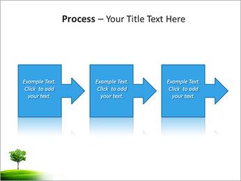 Un seul arbre dans la vallée Modèles des présentations  PowerPoint - Diapositives 68