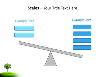 Un seul arbre dans la vallée Modèles des présentations  PowerPoint - Diapositives 69
